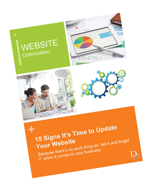 15 Signs it's Time to Update Your Website