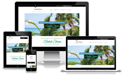 Tankah Shores Vacation Rental Tulum