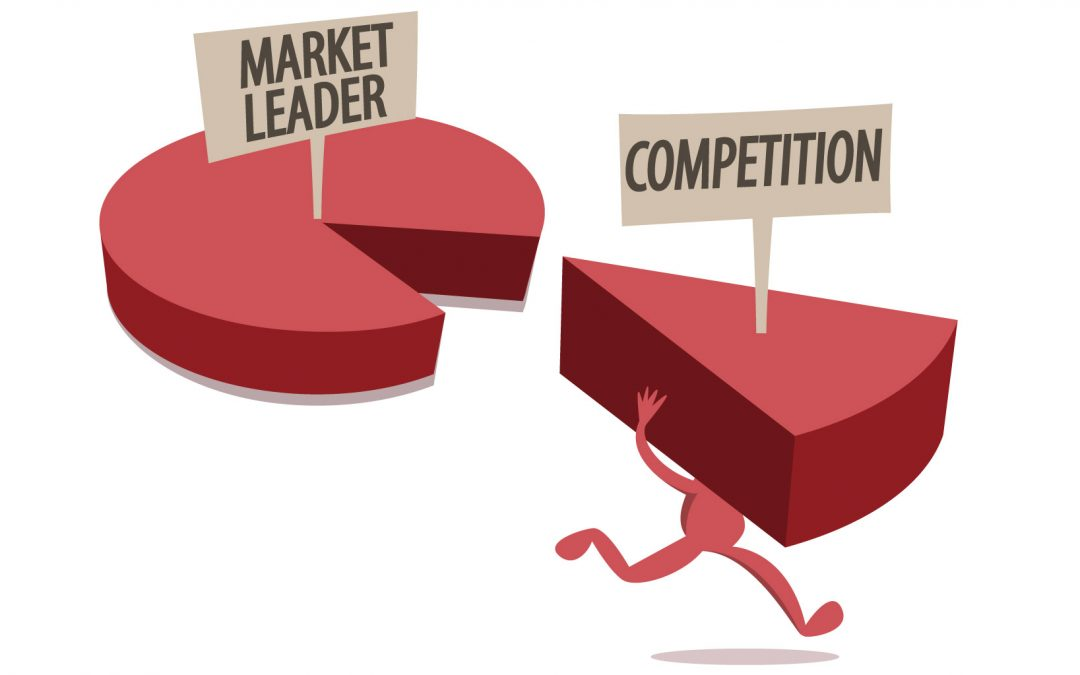 10 Simple Ways Your Competition is Growing Market Share at Your Expense